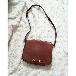 Vintage Leather Horsebit Purse